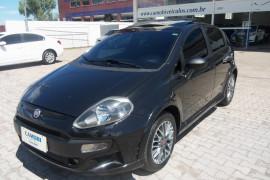Fiat Punto BLACKMOTION 1.8 Flex 16V 5p. 2015 Flex