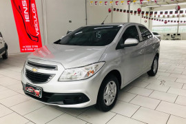GM - Chevrolet PRISMA Sed. LT 1.0 8V FlexPower 4p 2015 Flex