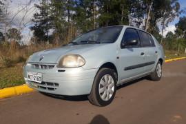 Renault Clio RN/ Expression 1.0 5p 2003 Gasolina