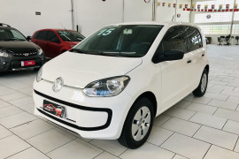 VW - VolksWagen up! take 1.0 Total Flex 12V 5p 2015 Gasolina