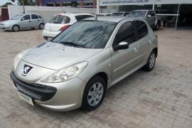Peugeot 207 XR 1.4 Flex 8V 5p 2011 Flex