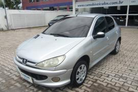 Peugeot 206 Selection/ Sensation 1.0 16v 5p 2004 Gasolina