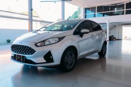 Ford Fiesta SEL 1.6 16V Flex  Aut. 5p 2019 Flex