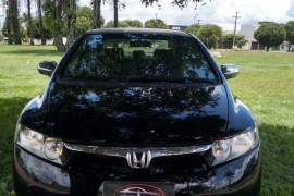 Honda Civic Sedan LXS 1.8/1.8 Flex 16V Mec. 4p 2008 Flex