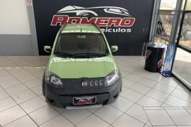 Fiat UNO WAY 1.0 EVO Fire Flex 8V 5p 2011 Flex