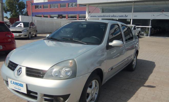 Renault Clio Sed. Privilège Hi-Flex 1.6 16V 4p 2009 Flex