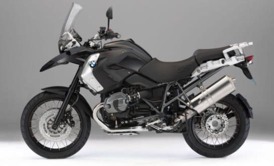 BMW R 1200 GS Triple Black 2011 Gasolina