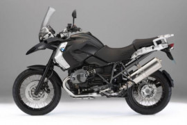 BMW R 1200 GS Triple Black 2011 Gasolina