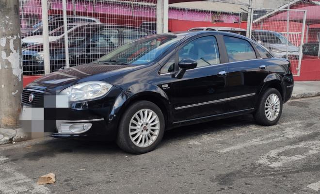 Fiat LINEA 1.9/ HLX 1.9/1.8 Flex  Dualogic 4p 2009 Flex