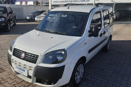 Fiat Doblo ESSENCE 1.8 Flex 16V 5p 2020 Flex