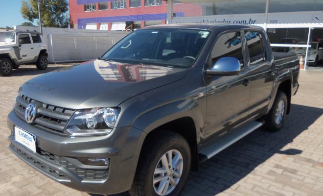 VW - VolksWagen AMAROK SE CD 2.0 16V TDI 4x4 Diesel 2019 Diesel