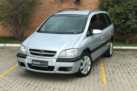 GM - Chevrolet Zafira Elite 2.0 MPFI FlexPower 8V 5p 2008 Flex