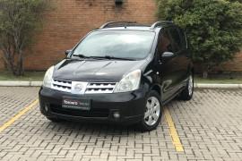 Nissan LIVINA SL 1.8 16V Flex Fuel Aut. 2012 Flex
