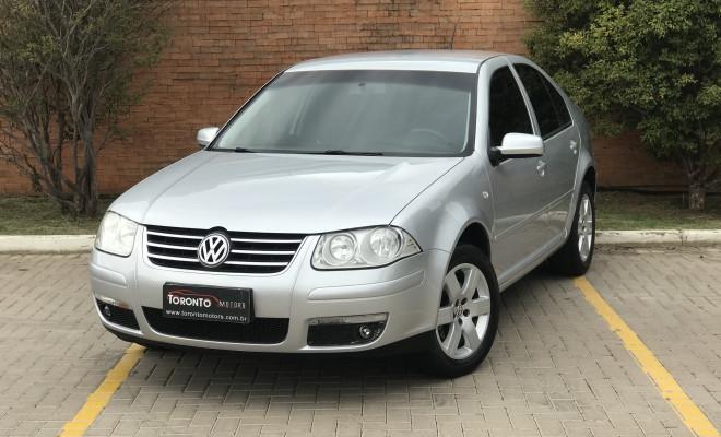 VW - VolksWagen Bora 2.0/ 2.0 Flex 8v Aut. 2008 Flex