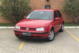 VW - VolksWagen Golf 1.6Mi/ 1.6Mi Gener./Black & Silver 2001 Gasolina