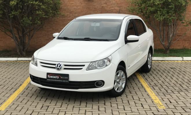 VW - VolksWagen VOYAGE TREND 1.6 Mi Total Flex 8V 4p 2013 Flex